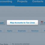 New US Forms Live for Map Accounts to Tax Lines