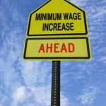 New Minimum Wage rates from 1st October 2015