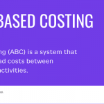 Break Down Where Your Money Goes With Activity-based Costing