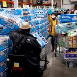 Remember the pandemic stockpiling last year? Consumer products companies are still catching up